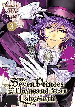 Seven Princes of the Thousand Year Labyrinth Manga Vol. 3