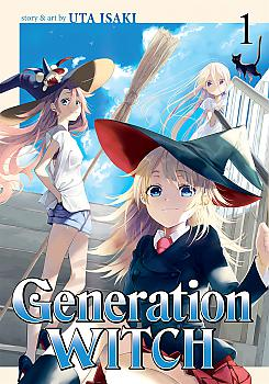 Generation Witch Manga Vol. 1