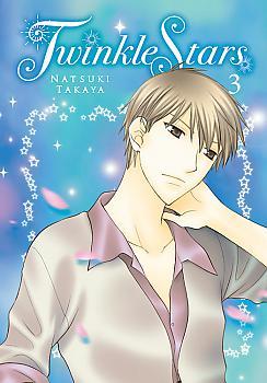 Twinkle Stars Manga Vol.   3