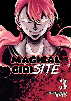 Magical Girl Site Manga Vol. 3
