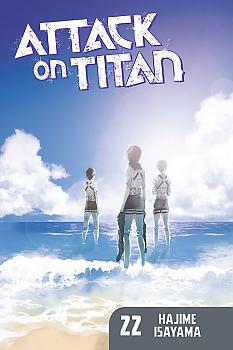 Attack on Titan Manga Vol. 22