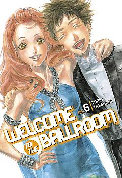 Welcome to the Ballroom Manga Vol. 6