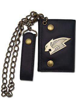 Tiger & Bunny Wallet with Chain - Wild Tiger Logo