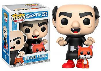 The Smurfs POP! Vinyl Figure - Gargamel w/ Azrael