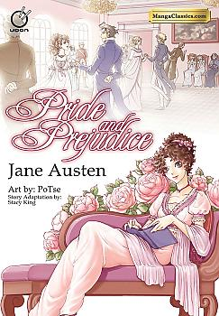 Manga Classics: Pride & Prejudice Manga (HC)