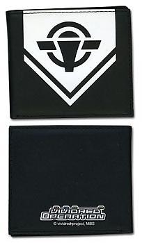 Vividred Operation Bifold Wallet - School Logo