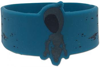 Ajin Wristband - SD Kei's Invisible Black Matter