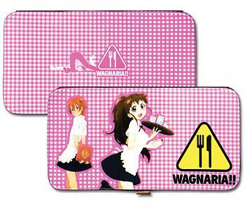 Wagnaria!! Hinge Wallet - Inami & Popura