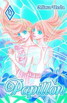 Papillon Manga Vol. 4