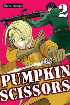 Pumpkin Scissors Manga Vol. 2