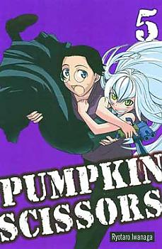 Pumpkin Scissors Manga Vol. 5