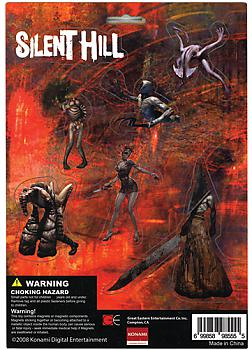 Silent Hill Homecoming Magnet - Cutout Monster Characters
