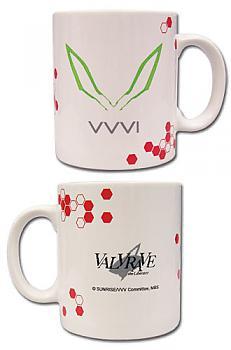 Valvrave The Liberator Mug - VVVI