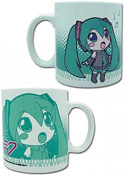 Vocaloid Mug - Chibi Hatsune Miku