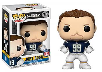 NFL Stars POP! Vinyl Figure - Joey Bosa (Chargers Home)