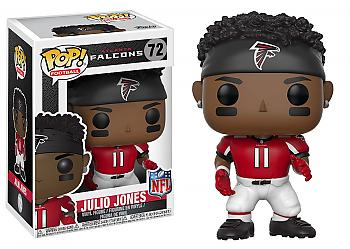 NFL Stars POP! Vinyl Figure - Julio Jones (Falcons Home)