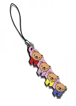 Junjo Romantica Phone Charm - Teddy Bears