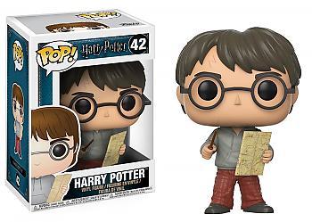 Harry Potter POP! Vinyl Figure - Harry /w Marauders Map