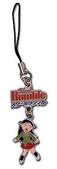 School Rumble Phone Charm - Tenma Love Struck