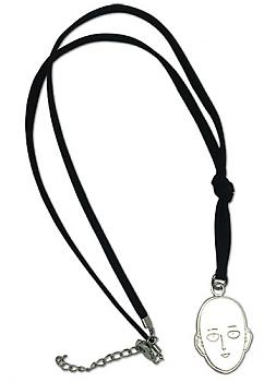 One-Punch Man Necklace - Saitama's Face