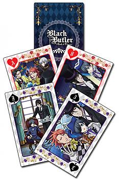 Black Butler Playing Cards - Book of Circus