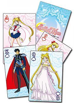 Sailor Moon Playing Cards - Set 3