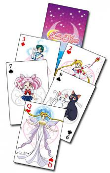 Sailor Moon Playing Cards - Set 4