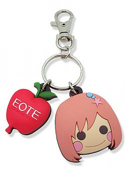 Eden of the East Key Chain - Morimi and Eote