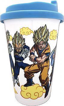 Dragon Ball Z Mug - Z Warriors