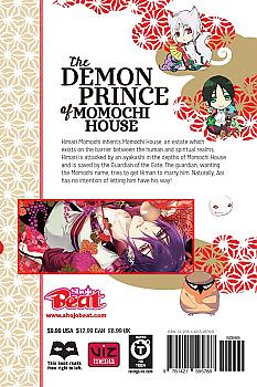 The Demon Prince of Momochi House Manga Vol. 10