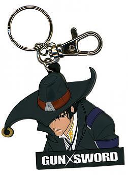 Gun X Sword Key Chain - Van (Bust)