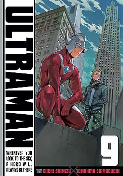 Ultraman Manga Vol. 9