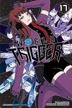 World Trigger Manga Vol. 17