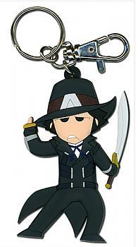 Gun X Sword Key Chain - Van (Chibi )