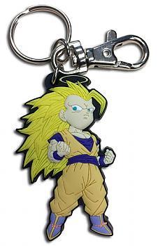 Dragon Ball Z Key Chain - SD SS3 Goku