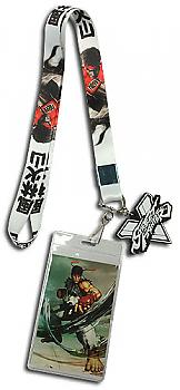 Street Fighter V Lanyard - Logo