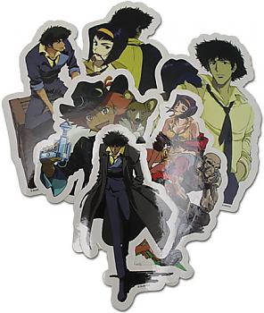 Cowboy Bebop Sticker - Group Set