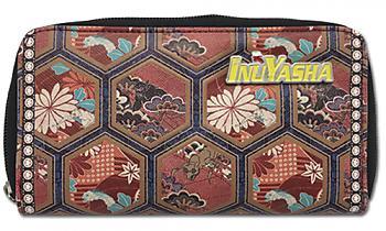 Inuyasha Wallet - Zip Around
