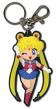 Sailor Moon Key Chain - SD Sailor Moon Wink