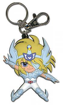 Saint Seiya Key Chain - SD Cygnus