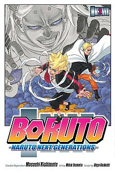 Boruto Manga Vol. 2 - Naruto Next Generations