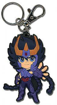 Saint Seiya Key Chain - SD Phoenix