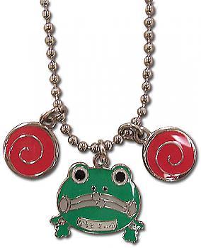 Naruto Necklace - Frog Purse