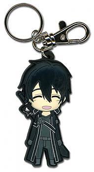 Sword Art Online Key Chain - Chibi Kirito Happy