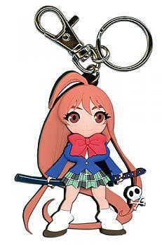 Tenjho Tenge Key Chain - Chibi Aya