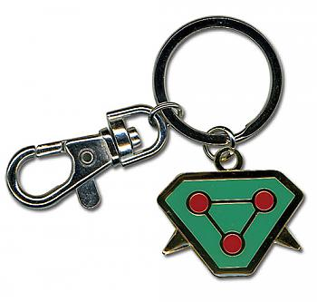 Valvrave The Liberator Key Chain - Sakimori Academy Badge