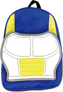 Dragon Ball Z Backpack - Saiyan Armor