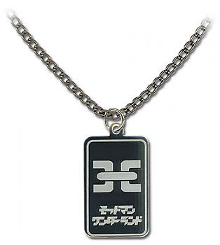 Deadman Wonderland Necklace - Prison Logo