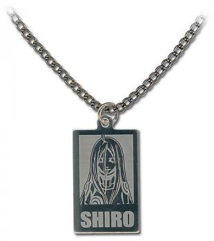 Deadman Wonderland Necklace - Shiro