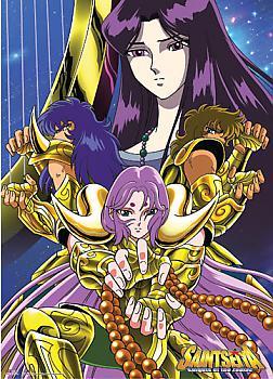 Saint Seiya Wall Scroll - Hades Tycoons
